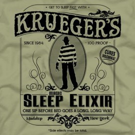 Krueger's Magic Sleep Elixir