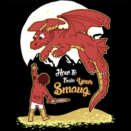 How to Train Your Smaug!
