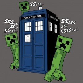 Creepers Have The Phone Box