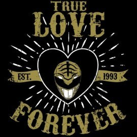 True Love Forever White