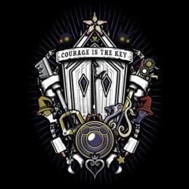 Kingdom & Hearts Crest