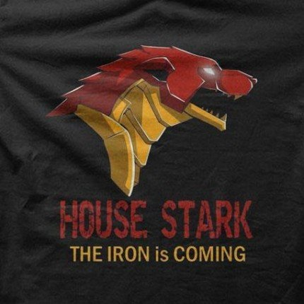 The Iron Is Coming