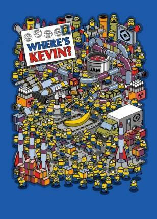 Where's Kevin