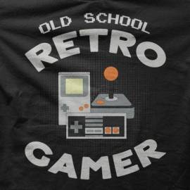Old School Retro Gamer