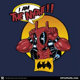I'M THE NIGHT Reprint
