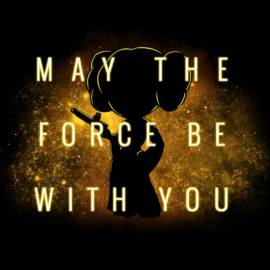 May The Force Be With You (Space)