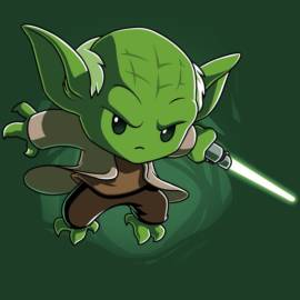 Use The Force (Yoda)