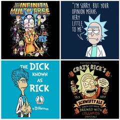 Entire Rick Collection