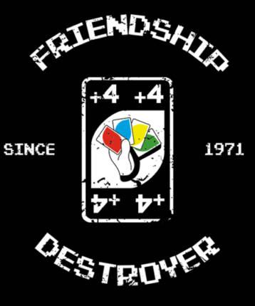 Friendship Destroyer
