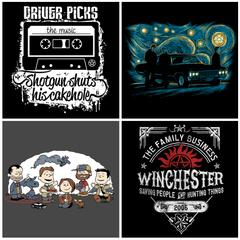 Entire Winchester Collection