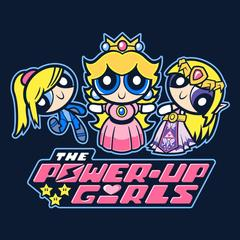 The Power Up Girls
