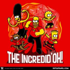 The Incredid'oh!