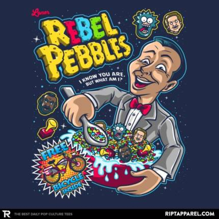 Rebel Pebbles