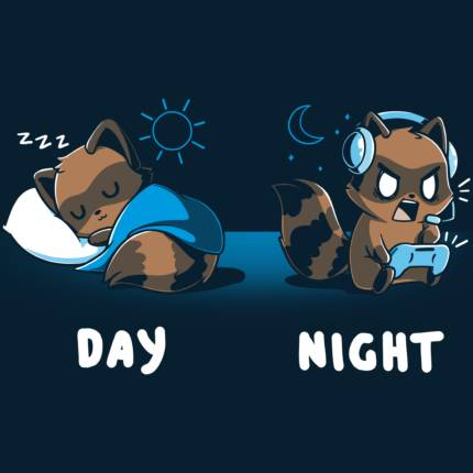 Sleep All Day, Game All Night