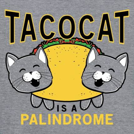 Taco Cat Limited Edition Tri-Blend