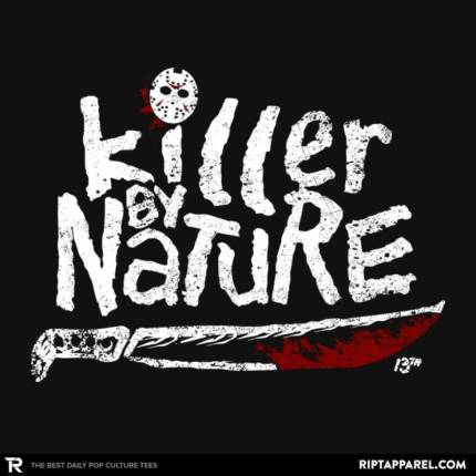 KILLER BY NATURE 13th