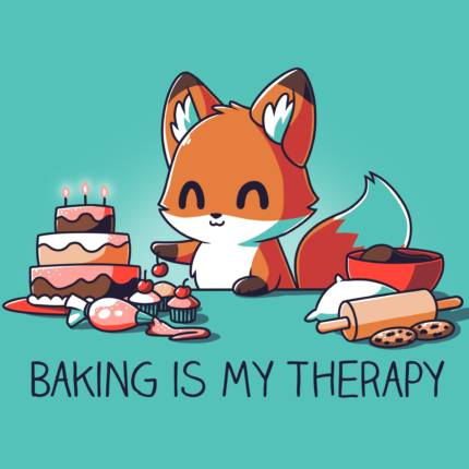 Baking Is My Therapy