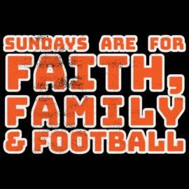 Faith, Family & Football