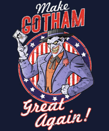 MAKE GOTHAM GREAT AGAIN