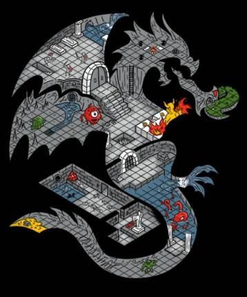 Dungeons In Dragons