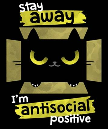 Antisocial Positive