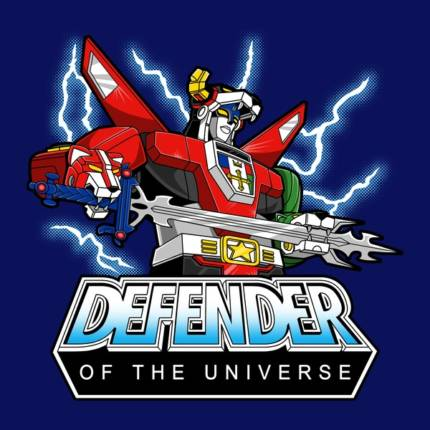 Defender of the Universe B